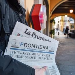 «Frontiera, ora c'è la nostra voce»