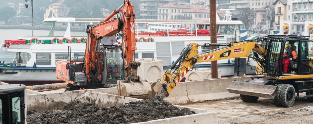 Paratie, lavori a Sant'Agostino  Viale Geno chiude per un mese