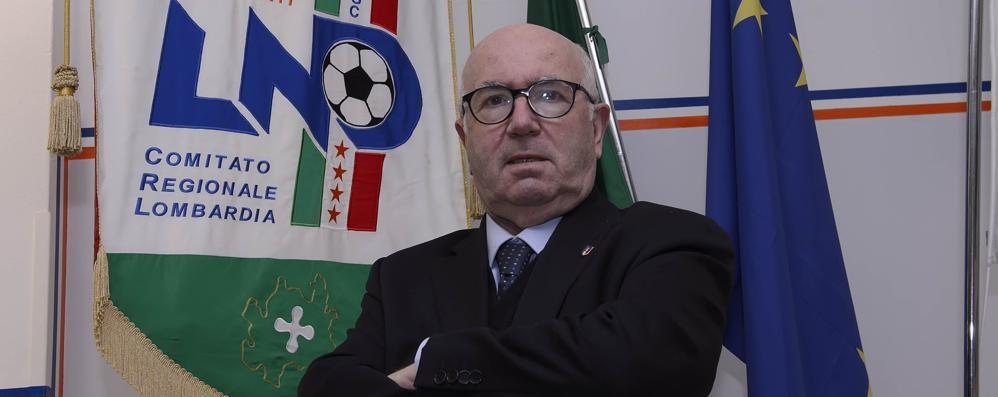 Riecco Tavecchio  «Lombardia, si cambia»