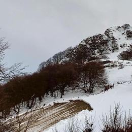 Valle Intelvi, allarme slavine  Distacchi su Grona e Sasso Gordona