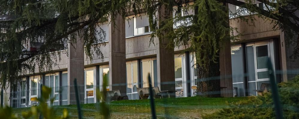 Il focolaio alla Ca' d'Industria di Rebbio  Altre cinque vittime nella struttura