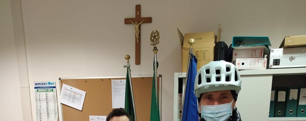 La bici elettrica rubata a Erba trovata in un capannone di Albese