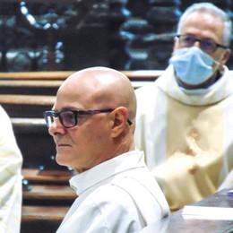 San Fedele Intelvi, l'ex carabiniere ordinato diacono in Duomo a Como