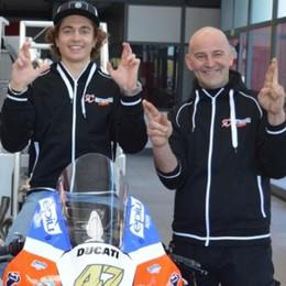 Team Motocorsa, nuovo pilota C'è Bassani per il Mondiale
