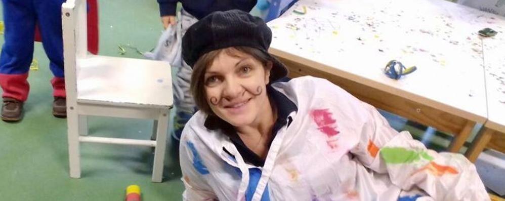 Addio al sorriso di Patrizia Era maestra all'asilo di Parè