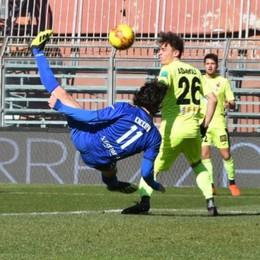 Il Como torna a vincere: Lucchese ko Entra Arrigoni e risolve la pratica