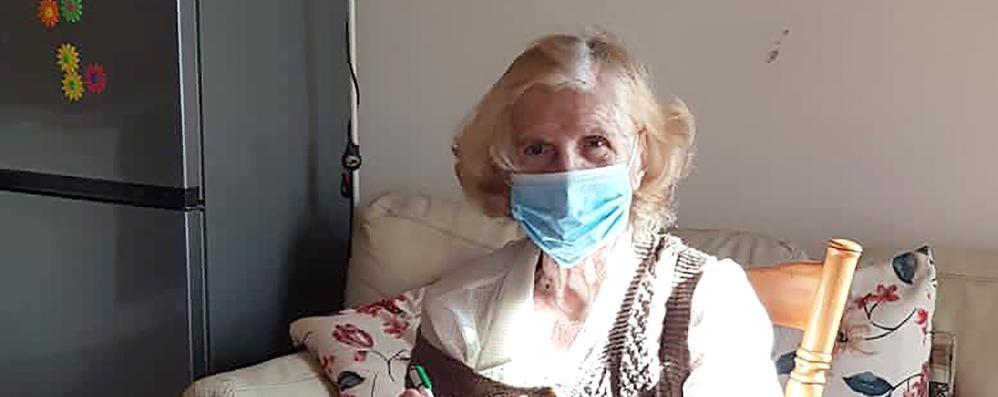 Albavilla, vaccini a domicilio  I primi 70 della provincia di Como