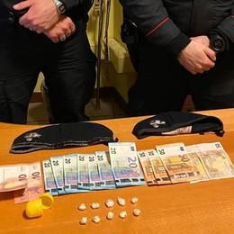 Arosio, l'ovetto con la cocaina  Inseguito e fermato dai carabinieri