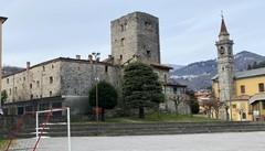 Asso, l'antico castello  è il luogo del cuore Fai