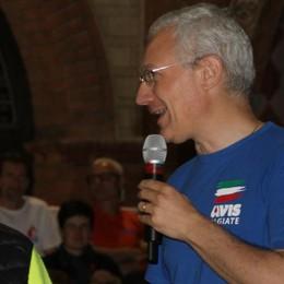 Avis Olgiate, dopo 29 anni  Il presidente Livio lascia