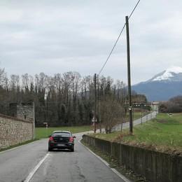 Da Anzano a Monguzzo a 30 all'ora  In arrivo chicane e autovelox