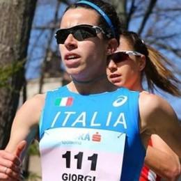 Giorgi corre il Tricolore E torna alla 20 chilometri