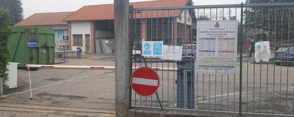 Guanzate, sindaco indagato   «Adesso si farà chiarezza»