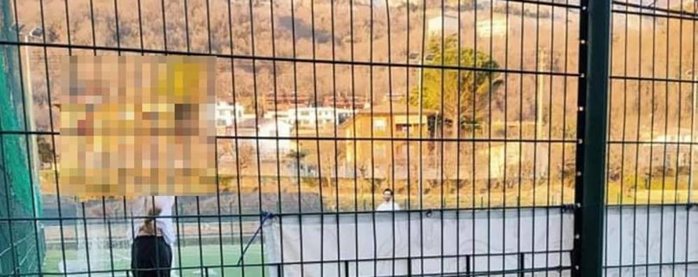 Pusiano, vandalismi al centro sportivo  Quattro giovani denunciati dai vigili