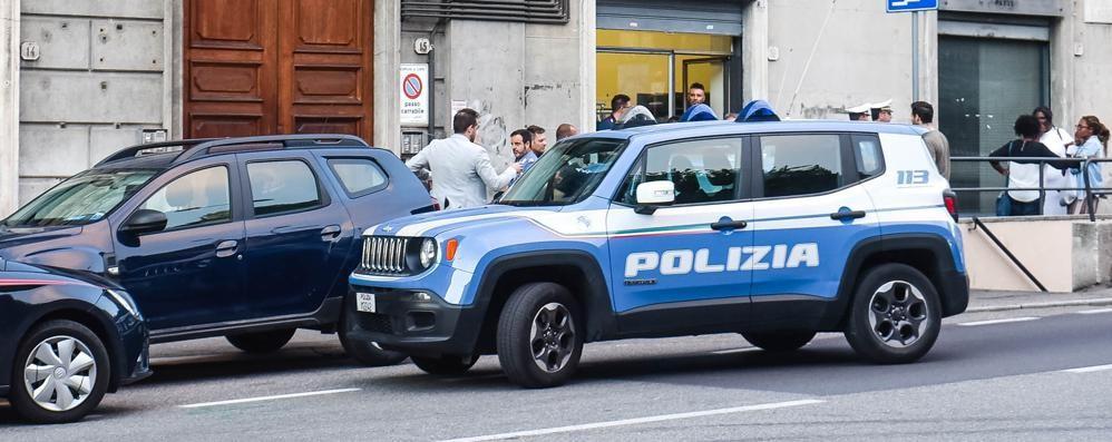 Arrestata con tre chili di cocaina   Blitz della polizia in piazza San Rocco
