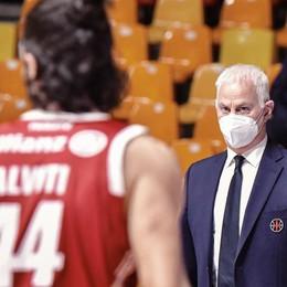 Dalmasson rende onore a Cantù «Ha giocato una gara importante»