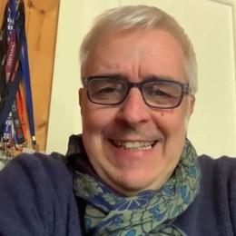 Davide Van De Sfroos  «Abbiamo preso il Covid»   Guarda il video