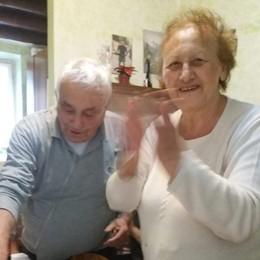 Giuseppe e Giorgia, una vita insieme  Muoiono per Covid a distanza di 36 ore