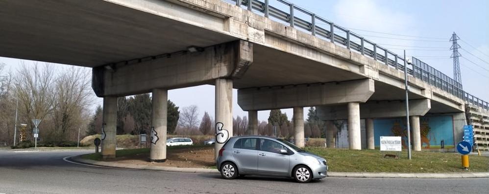 Novedratese, è allarme traffico  Ponte del Lottolo chiuso da oggi
