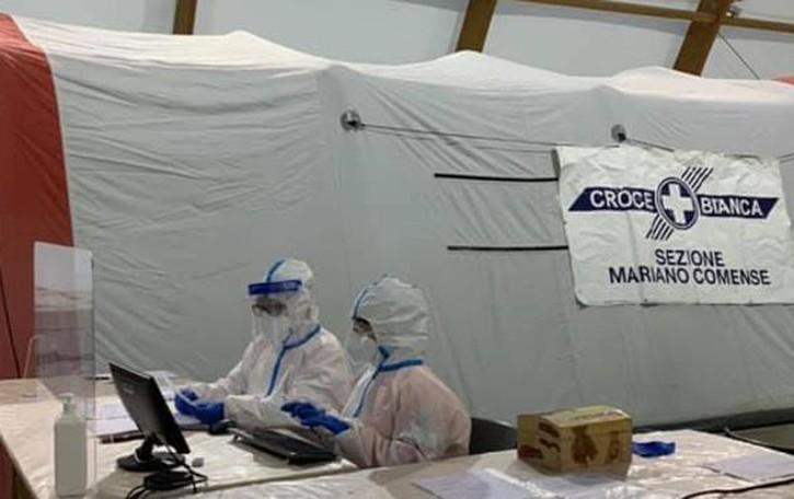 Ok al centro vaccini di Mariano  Però si inizierà solo il 15 aprile