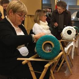 Patrimonio immateriale Unesco  Il merletto di Cantù rilancia