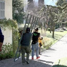 Tremezzina e Lady Gaga:  a Villa Balbiano si girerà   la festa della famiglia Gucci