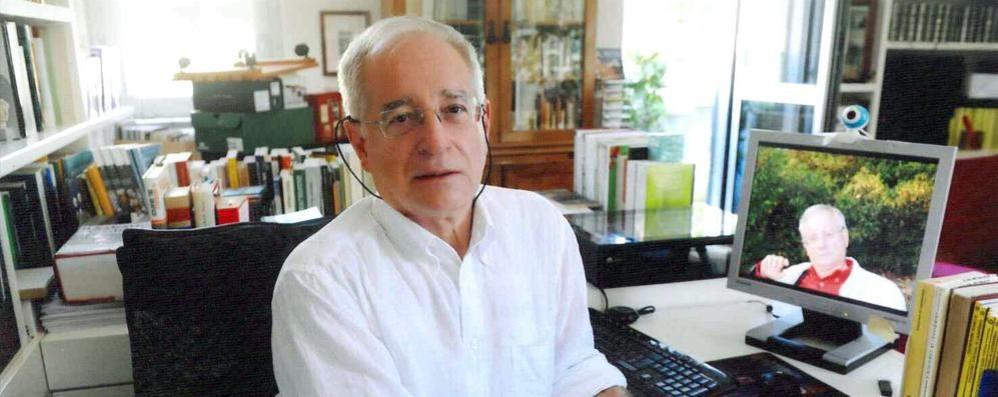 Como, la cultura in lutto: è morto Federico Roncoroni