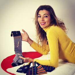 Le calze corrono sul web  Gatti a pois  raggiunge i 16mila clienti