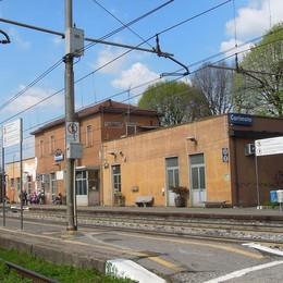 Linea Milano - Como - Chiasso Traffico ferroviario rallentato  per un incendio a Carimate