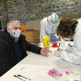 Screening Covid in Valle Intelvi  «Senza anticorpi metàdei guariti»