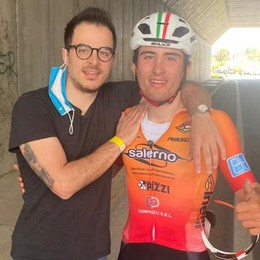 Acuto dell'Energy Team Botta vince in Sardegna