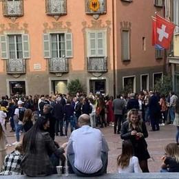 Alberghi strapieni  La nostra zona rossa  fa felice il Canton Ticino