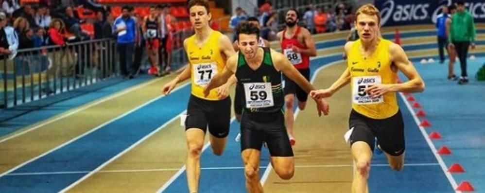 Cairoli e Casarico sono nell'olimpo Al top nelle classifiche regionali