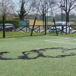 «Carimate, campo da calcio   devastato per vendetta»