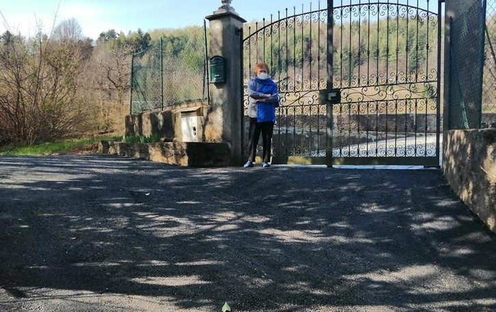 Castiglione, asfaltata la strada  Iole vince dopo anni di proteste