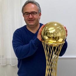 Sacripanti è tornato a vincere Le mani sulla Coppa Italia di A2