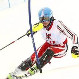 Ski Lenno, è una sorpresona Due ori e un argento a Bertani