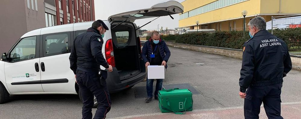 Il sindaco di Cantù ad Ats e Asst  «Vaccini agli over 70 anche qui»