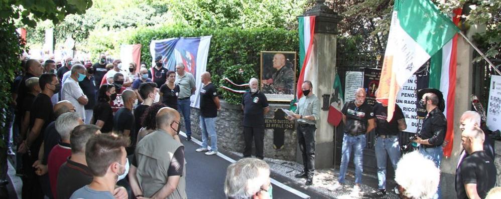 La petizione online dell'Anpi   «Basta nostalgici a Dongo e Giulino»