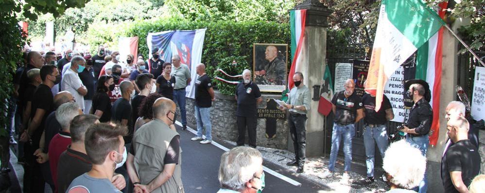 Mezzegra, niente messa per Mussolini  Volevano celebrarla il 25 aprile