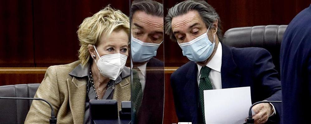 Fontana: «Presto in Lombardia aperture graduali»