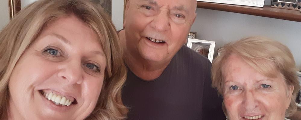 Il padre del sindaco morto per Covid  Anche la figlia Elena positiva al virus