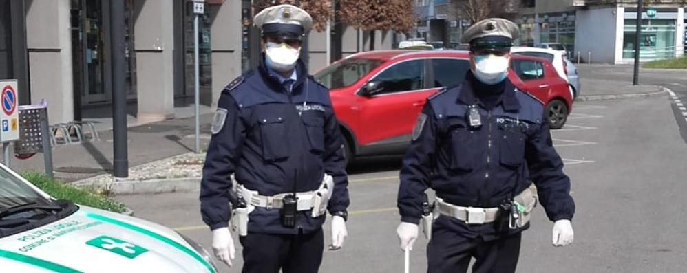 Mariano, la polizia locale  raddoppia i controlli