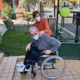 Olgiate, l'inferno Covid  Cinque mesi in ospedale