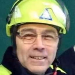 Ponte Lambro: Pino, volontario di ferro  Vinto dal Covid in appena 12 giorni