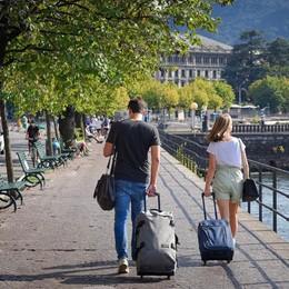 Turismo, Como ha fiducia  E per l'estate  segnali di ripresa