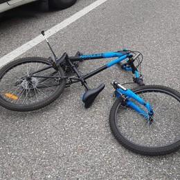 Casnate, investito in bici    Gravissimo bambino di 11 anni