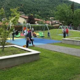 Eupilio, festa al parco Gabbia  Giochi per tutti vicino al Segrino