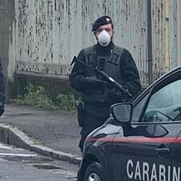 Evaso dagli arresti domiciliari  Scoperto e arrestato a Mariano