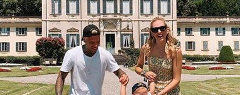 Ferragni e il caso Fedez:  dal Grand Hotel Tremezzo  «sostegno a mio marito»